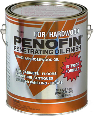 Penofin Interior Hardwood Can