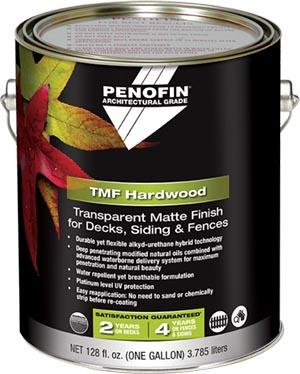 Penofin Architectural Grade Tmf Hardwood Stain Penofin