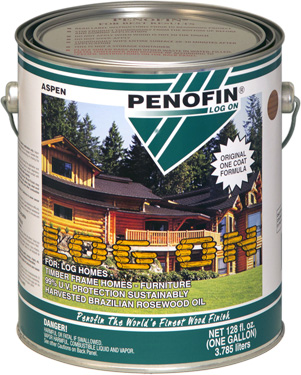 Penofin Log On Wood Stain can