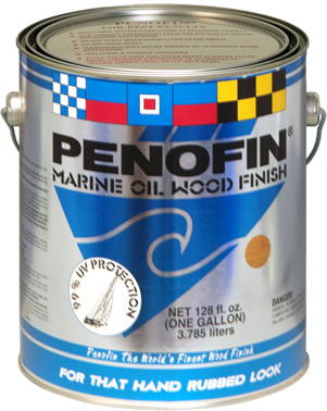 Penofin Marine Oil can