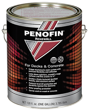 Penofin Renewall Decks And Concrete Stains Penofin