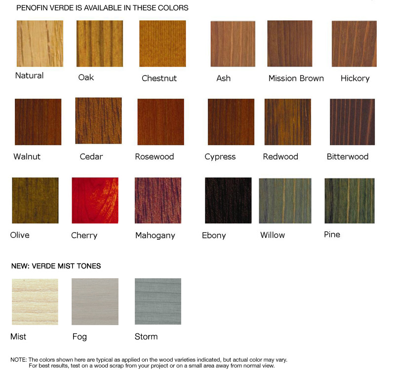 Elegant Where To Buy · Color Chart ...