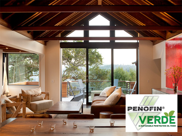 Penofin Verde - Environmentally Friendly Wood Stains