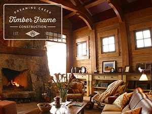 Dreaming Creek Timber Frame Homes