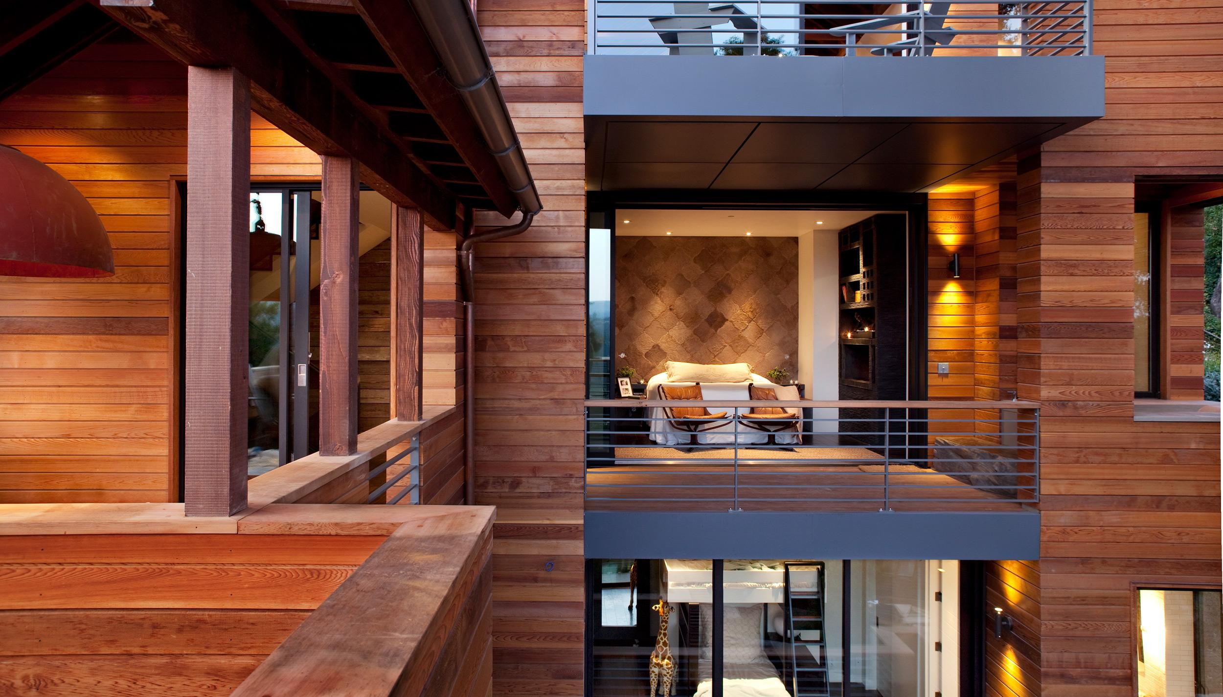 Дом в калифорнии от sb architects photohomes.